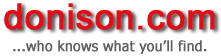 donison.com ...because it's all about us